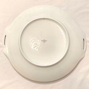 Cartier Dining - Cartier Bernard Limoges Cake Platter